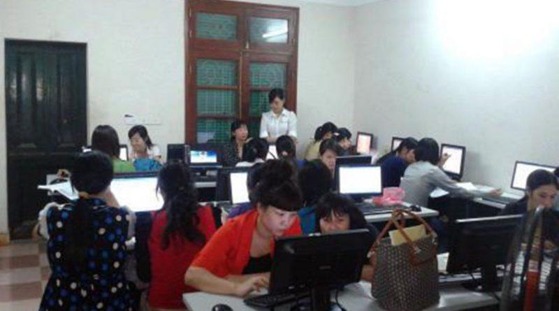 Khóa học excel tại Bắc Ninh