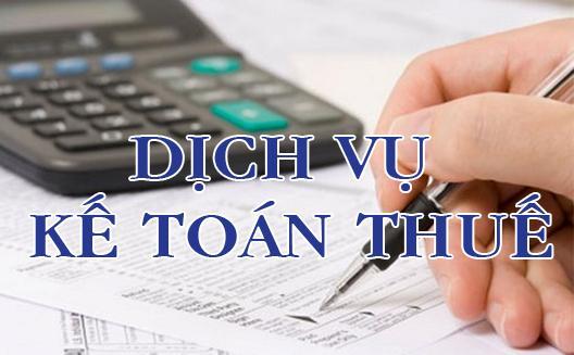 Dịch vụ kế toán thuế, báo cáo thuế tại bắc ninh