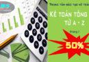 Đào tạo kế toán tổng hợp tại Bắc Ninh