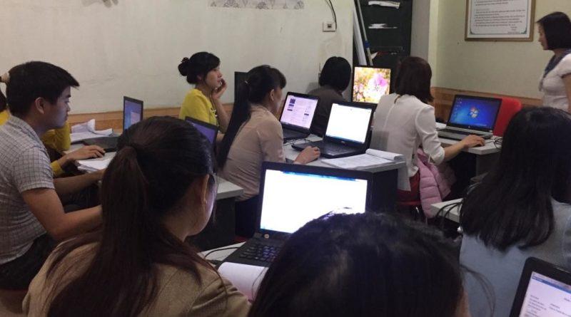Trung tâm đào tạo kế toán thực hành tổng hợp thuế