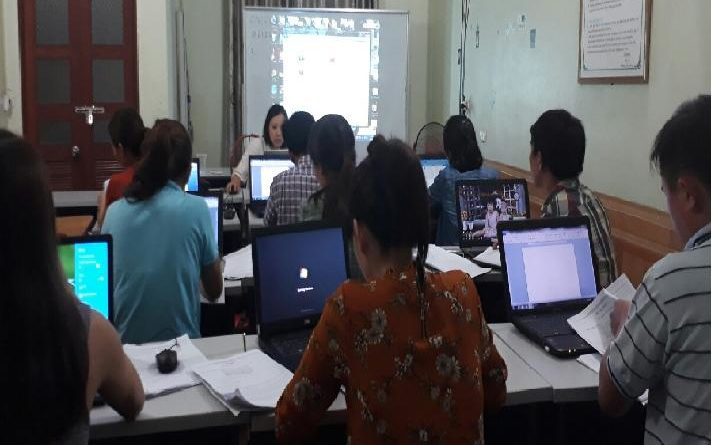 Đào tạo nghề kế toán tổng hợp