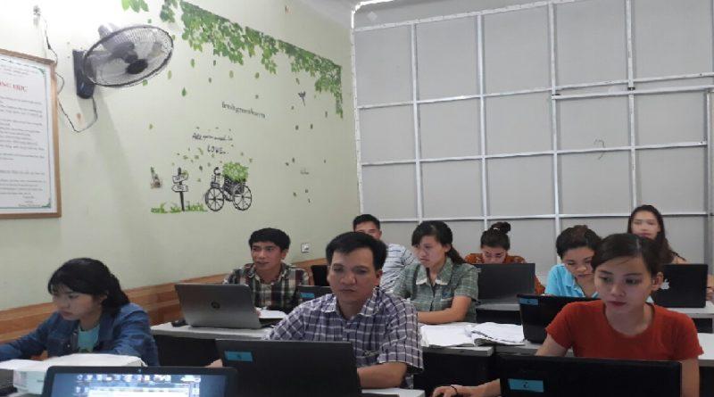 Chương trình học kế toán hành chính sự nghiệp