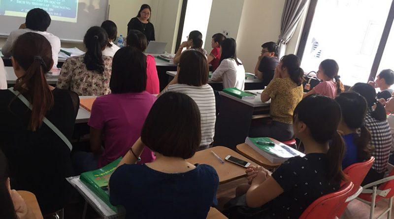 Trung tâm đào tạo nghề kế toán tại Bắc Ninh