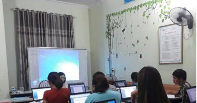 đào taojtin học văn phòng tại Bắc Ninh