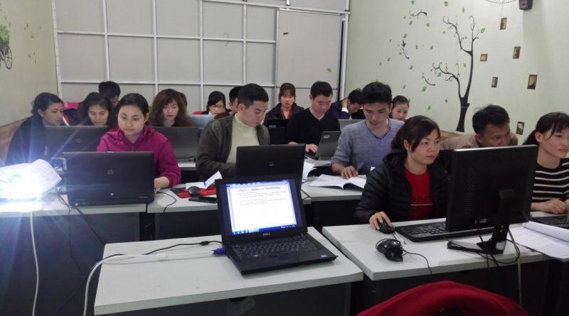 Lớp học kế toán tổng hợp A-Z tại Bắc Ninh