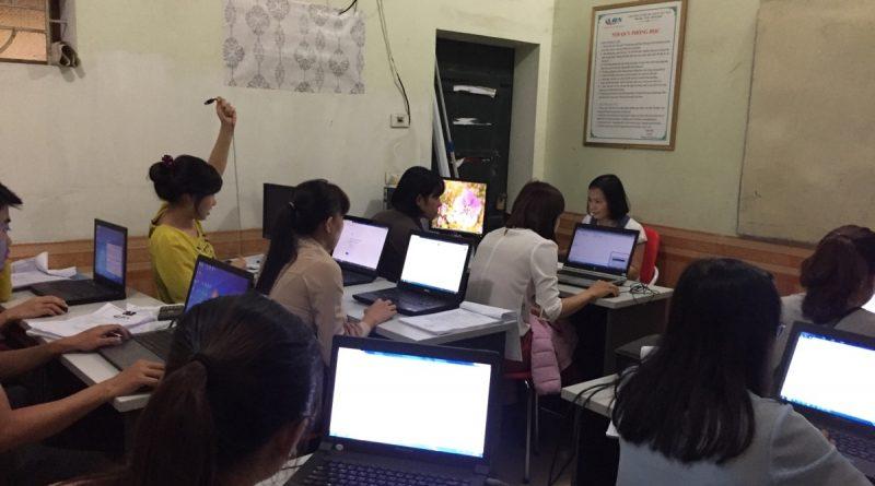 đào tạo kế toán tổng hợp thực hành, thực tế
