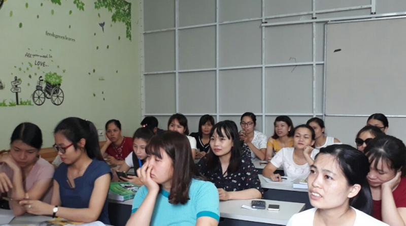 Khóa học kế toán tại Bắc Ninh