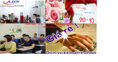 Trung tâm đào tạo kế toán tốt nhất hiện nay tại Bắc Ninh