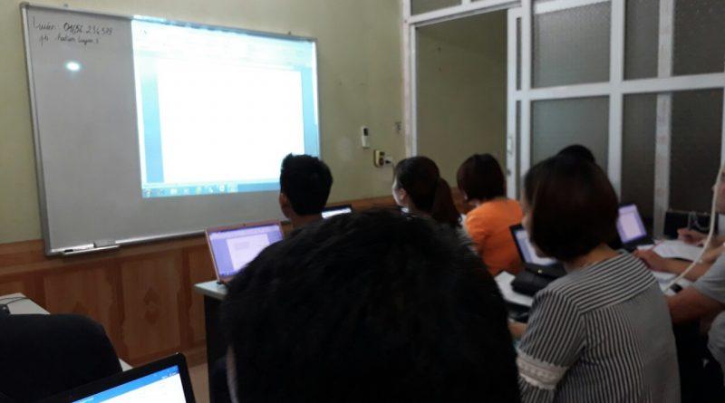 trung tâm tâm đào tạo tin học văn phòng