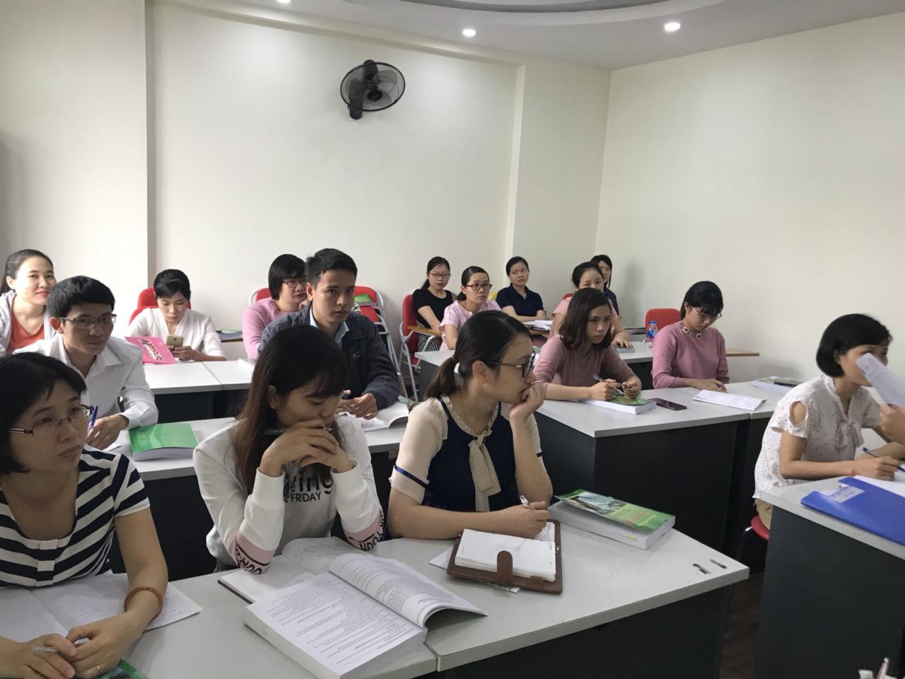 Đào tạo lớp kế toán trưởng
