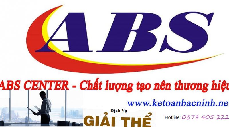 Dịch vụ giải thể doanh nghiệp nhanh tại Bắc Ninh