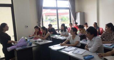 Đào tạo kế toán tổng hợp thuế thương mại sản xuất