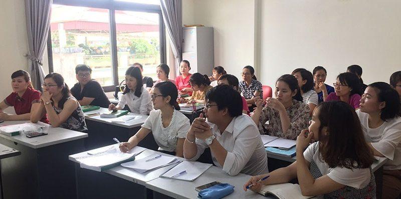 khóa học kế toán thế tại Bắc Ninh