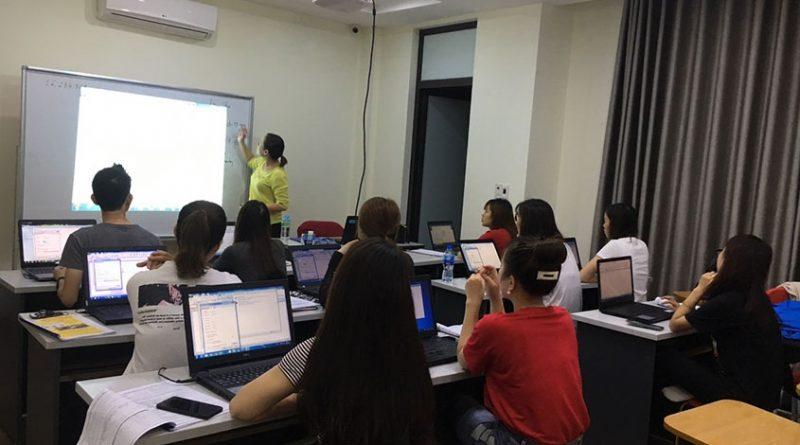 Địa chỉ học tin học văn phòng tại Bắc Ninh