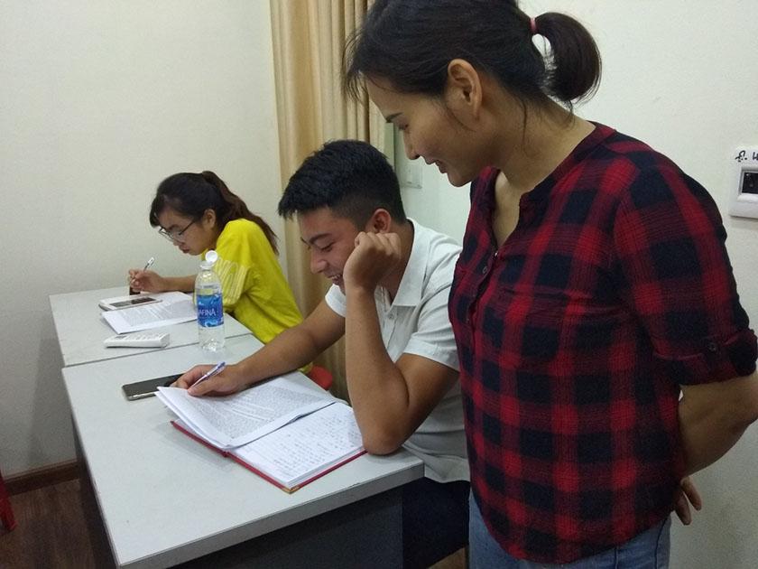 Khóa học kế toán tổng hợp thực tế tại Bắc Ninh