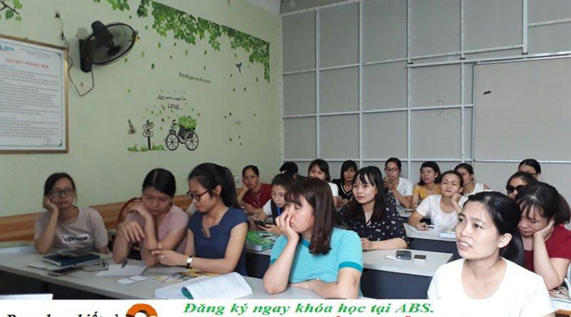khóa học kế toán tổng hợp thực hành tại Bắc Ninh