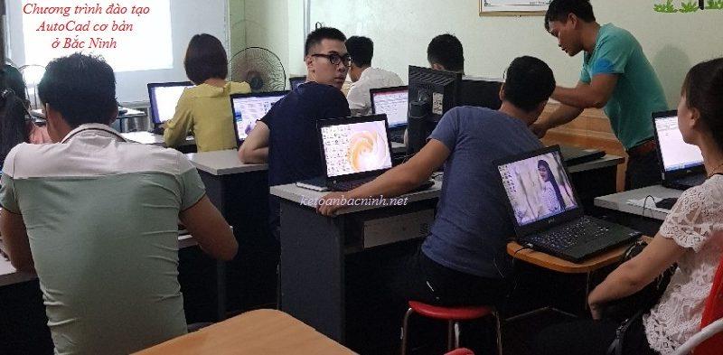 Nhận dạy AutoCad tai Bắc Ninh