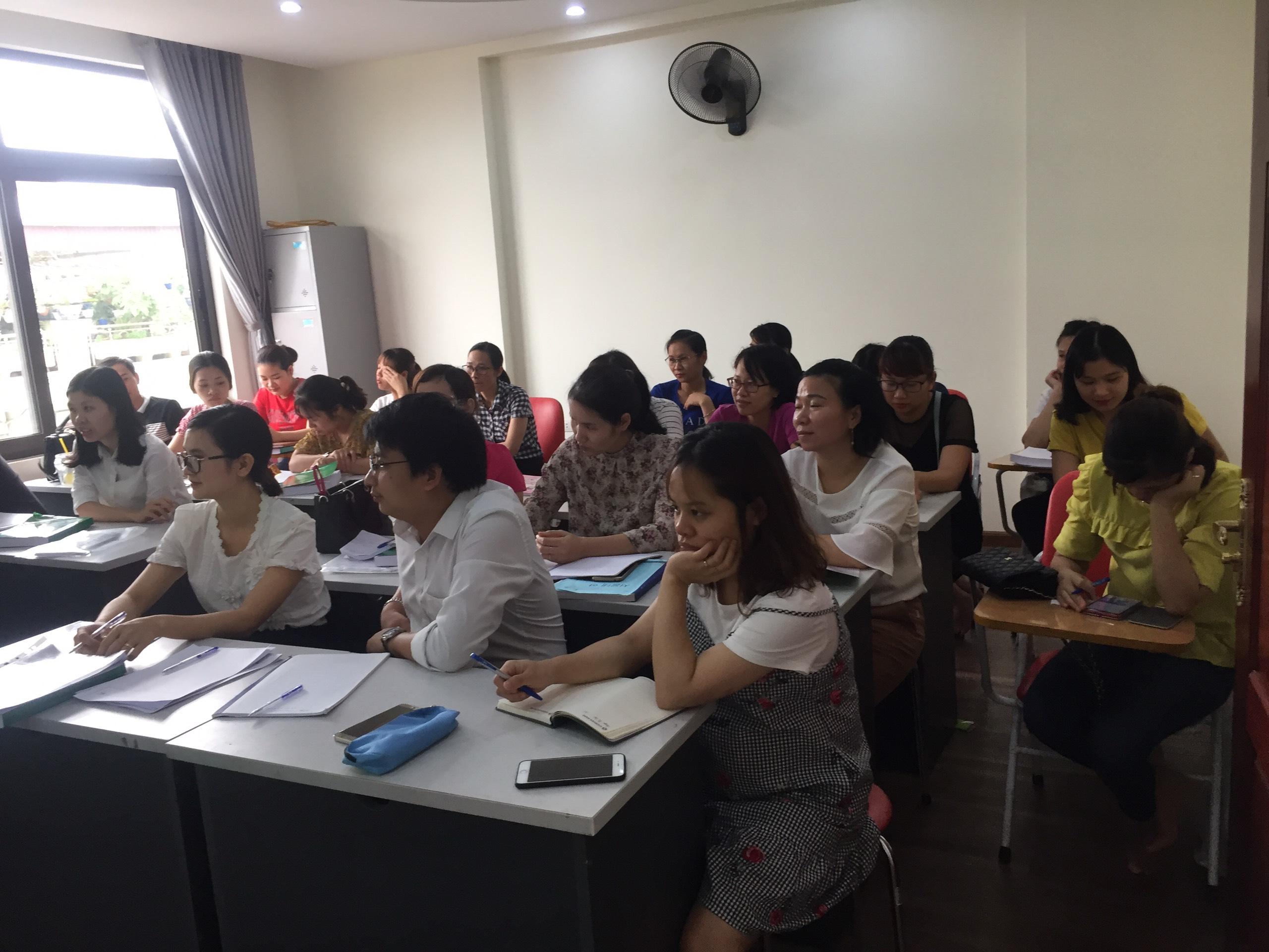 lớp kế toán tổng hợp tại Bắc Ninh