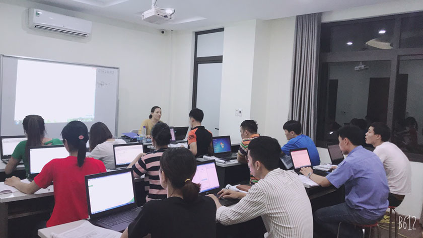 Đào tạo tin học văn phòng cơ bản