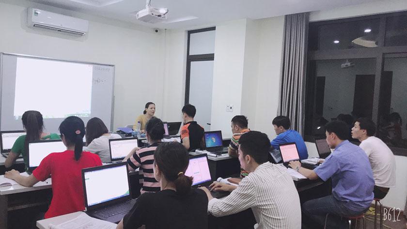 khóa học tin học văn phòng tại Bắc Ninh