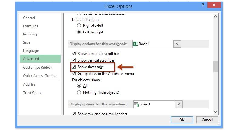 Những lỗi hay gặp trong Excel