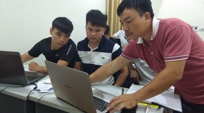 khóa học AutoCad ở Bắc Ninh
