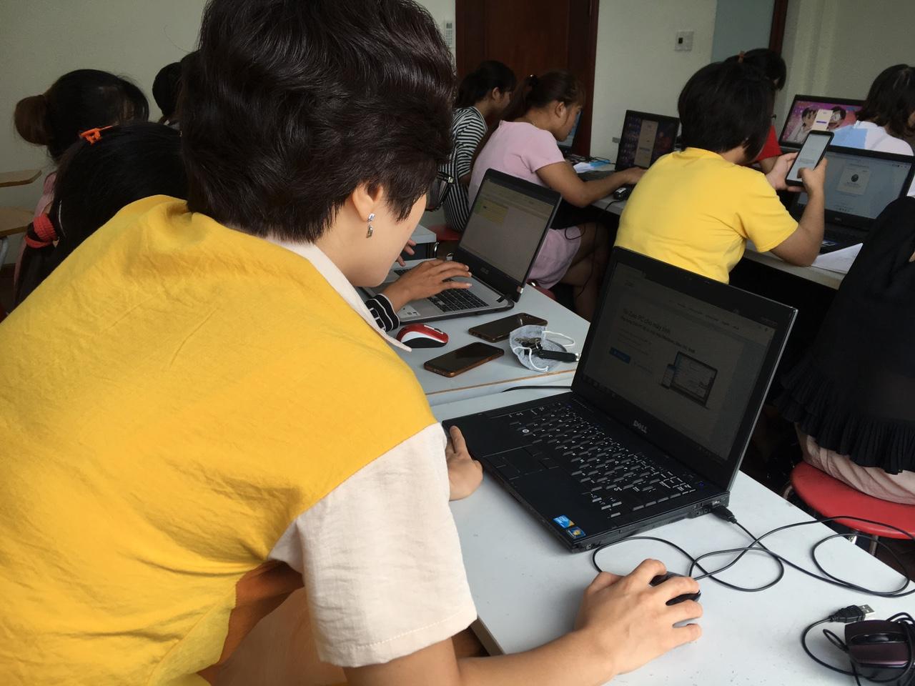 trung tâm đào tạo tin học tại Bắc Ninh