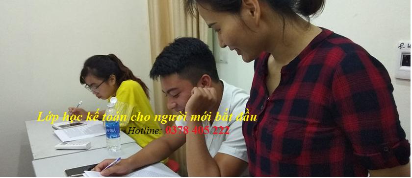 khoa học kế toán tổng hợp tại Bắc Ninh