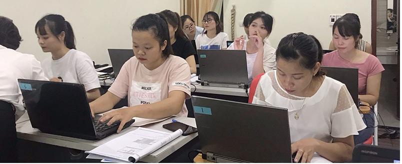 Địa chỉ đào tạo tin học tại Bắc Ninh