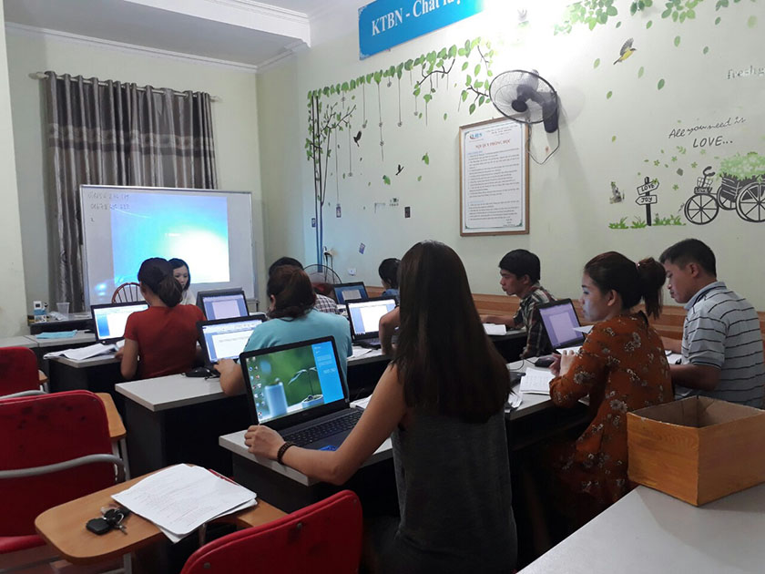 Khóa học kế toán tổng hợp tại Bắc Ninh