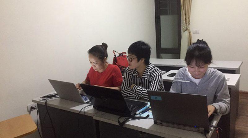 Khóa học tin học văn phòng ở Bắc Ninh
